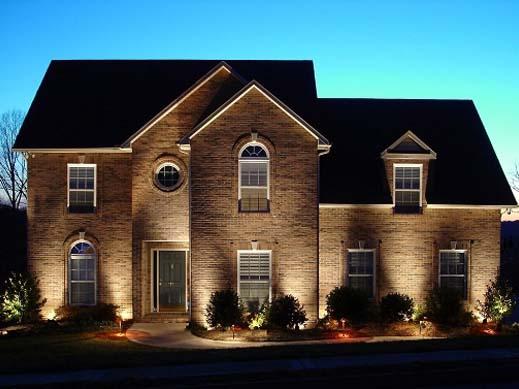 Home for House exterior lighting ideas